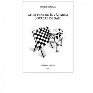 Cartea șahistului albaiulian Marius Ceteraș, editată de Editura Unirea, prezentată în Gazeta Sporturilor.